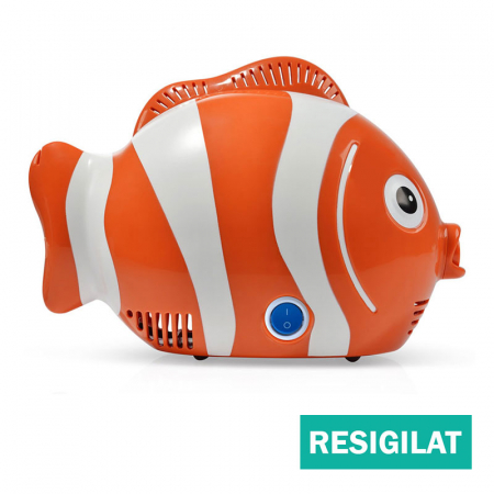 Aparat aerosoli RedLine Healthy Fish resigilat, cu set de accesorii nou [0]