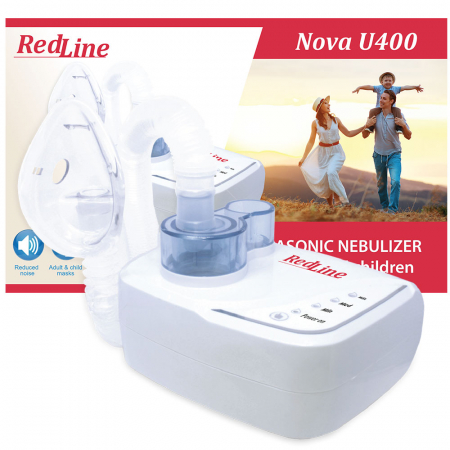 Aparat aerosoli cu ultrasunete RedLine Nova U400 [7]