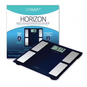 Cantar corporal Vitammy Horizon, Electronic, Federal Blue0