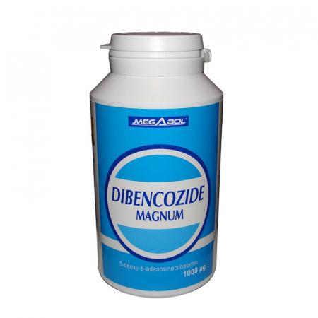 Capsule Megabol DIBENCOZIDE MAGNUM 1000 mcg, 100 cps, anabolizant puternic [3]