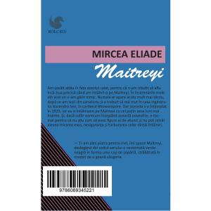 Maitreyi - Mircea Eliade1