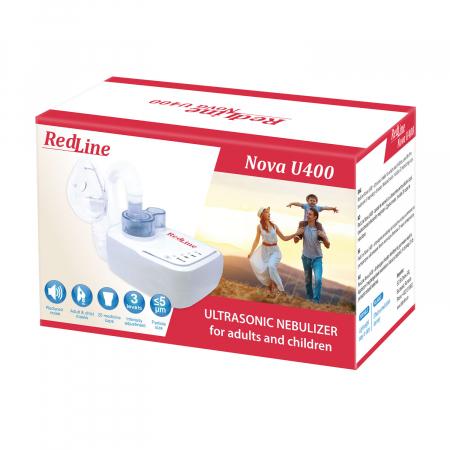 Aparat aerosoli cu ultrasunete RedLine Nova U400 [3]