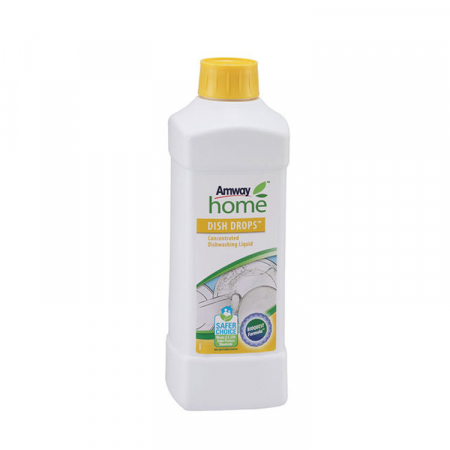 Detergent lichid concentrat pentru vase DISH DROPS, 1L [2]
