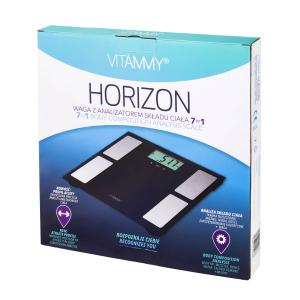 Cantar corporal Vitammy Horizon, Electronic, Federal Blue2