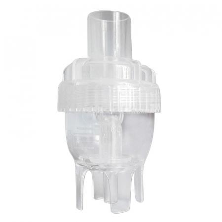 Kit accesorii universale RedLine RDA009T, pentru aparate aerosoli cu compresor, masca pediatrica, masca adulti, furtun 1.2 m, pahar de nebulizare, piesa bucala4