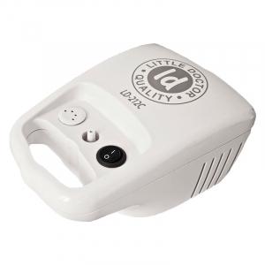 Aparat aerosoli cu compresor Little Doctor LD-212C, 3 Dispensere pentru reglarea dimensiunilor particulelor, 2 Masti1