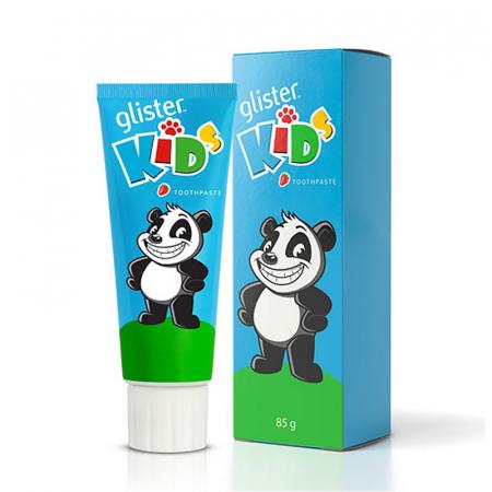 Pasta de dinti pentru copii GLISTER kids, 50 ml [1]