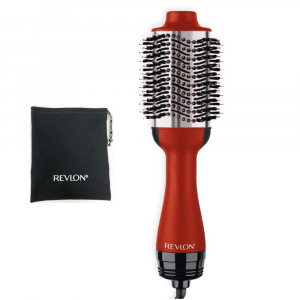 Perie electrica fixa REVLON Pro Collection One-Step Volumiser Titanium, RVDR5279UKE, 3 trepte de temperatura2