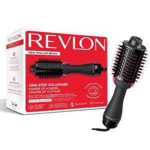 Perie electrica fixa REVLON Pro Collection pentru par scurt si mediu One-Step Hair Dryer and Volumiser, RVDR5282UKE0