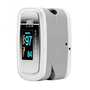 Pulsoximetru Contec CMS50D1, indica nivelul de saturatie a oxigenului din sange, masoara rata pulsului6