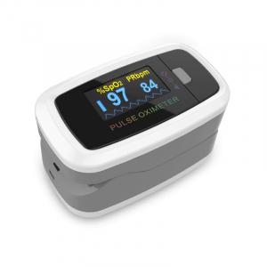 Pulsoximetru Contec CMS50D1, indica nivelul de saturatie a oxigenului din sange, masoara rata pulsului0