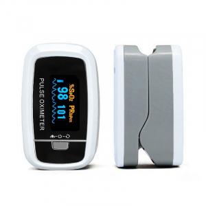 Pulsoximetru Contec CMS50D1, indica nivelul de saturatie a oxigenului din sange, masoara rata pulsului1