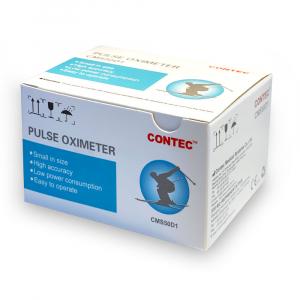 Pulsoximetru Contec CMS50D1, indica nivelul de saturatie a oxigenului din sange, masoara rata pulsului4