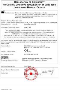 Pulsoximetru RedLine FS20C, negru,  indica nivelul de saturatie a oxigenului, masoara rata pulsului7