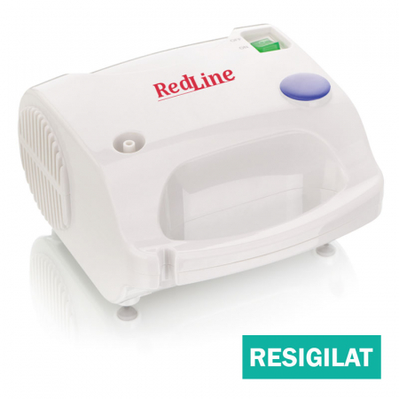 Aparat aerosoli Redline NB230C, resigilat, cu kit de accesorii RDA009T sigilat [0]