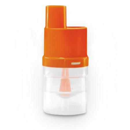 Set accesorii universale RedLine Orange pentru aparat de aerosoli nebulizator cu compresor [2]