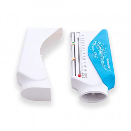 Spirometru portabil Vitalograph myPEF, pentru copii si adulti, scala reglabila, carcasa de protectie [3]