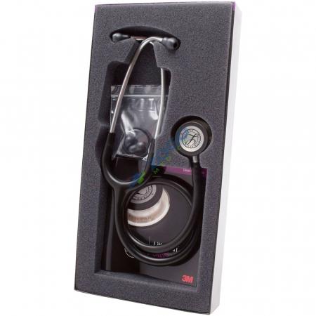 Stetoscop Littmann Classic III 5620 Negru4