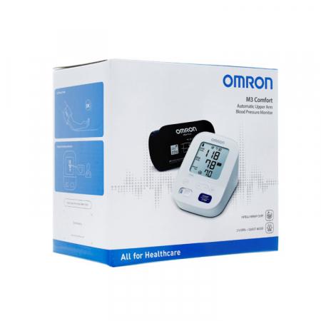 Tensiometru electronic de brat Omron M3 Comfort, HEM-7155-E, manseta Intelli Wrap 22 - 42 cm [4]