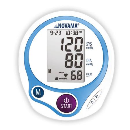Tensiometru electronic de brat Novama Home, medie 3 masuratori, memorare 60 de valori2