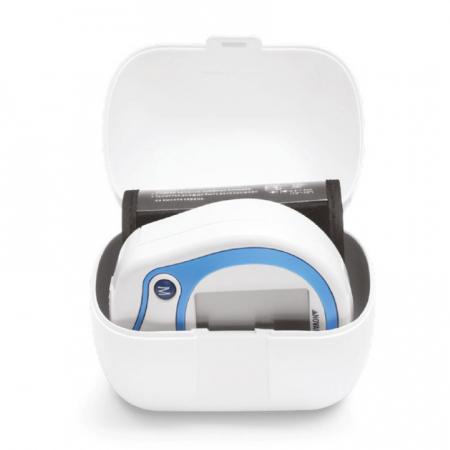 Tensiometru electronic de incheietura Novama Wrist Home, detectare aritmie, medie 3 masuratori, cutie de transport1
