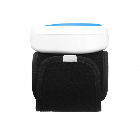 Tensiometru electronic de incheietura Novama Wrist Home, detectare aritmie, medie 3 masuratori, cutie de transport3