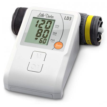 Pachet tensiometru electronic de brat Little Doctor LD3 cu adaptor priza [1]