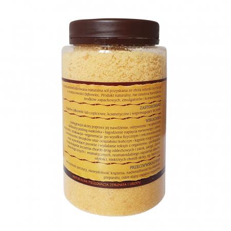 Sare termala iodine-bromine Zablocka pentru peeling si baie, 1 kg [1]