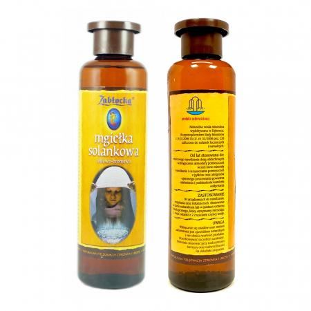 Solutie salina cu iod Zablocka, micro si macro elemente, 950 ml [2]
