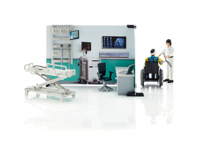 Set tematic de infirmerie spital Bworld, Bruder 0