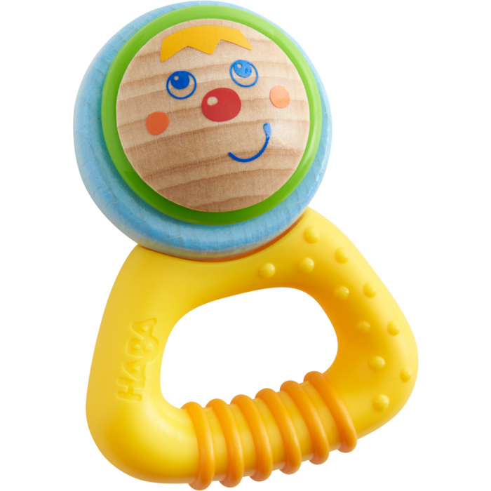 Jucarie bebe sunatoare Pina, Haba 0