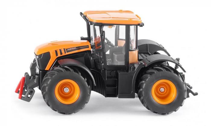 Jucarie macheta tractor JCB Fastrack 4000, Siku [0]