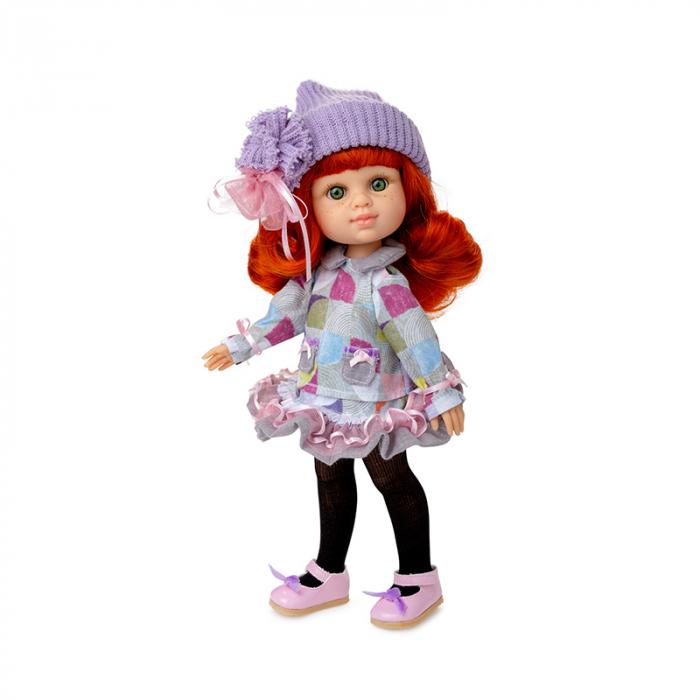 Papusa Pelirroja Lila, colectia My Girl, Berjuan handmade luxury dolls [0]