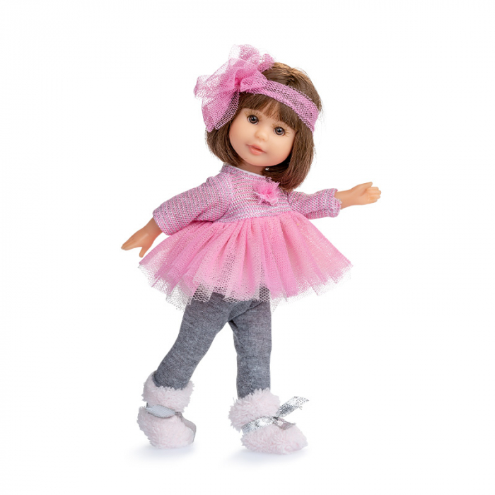 Papusa Irene set, colectia Boutique, Berjuan handmade luxury dolls 0