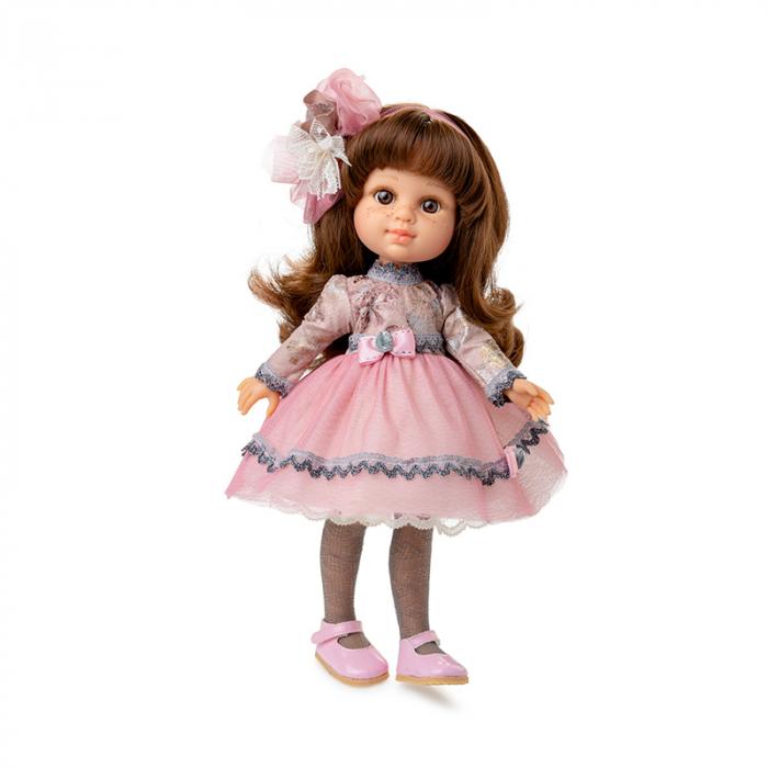 Papusa handmade Francesca, colectia Boutique, Berjuan handmade luxury dolls 0
