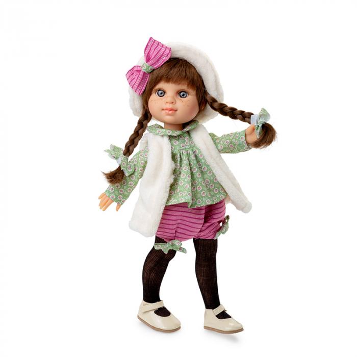 Papusa Alison, colectia My Girl, Berjuan handmade luxury dolls 0