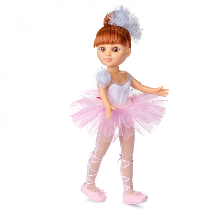 Papusa balerina Eli, colectia Boutique, Berjuan handmade luxury dolls 0