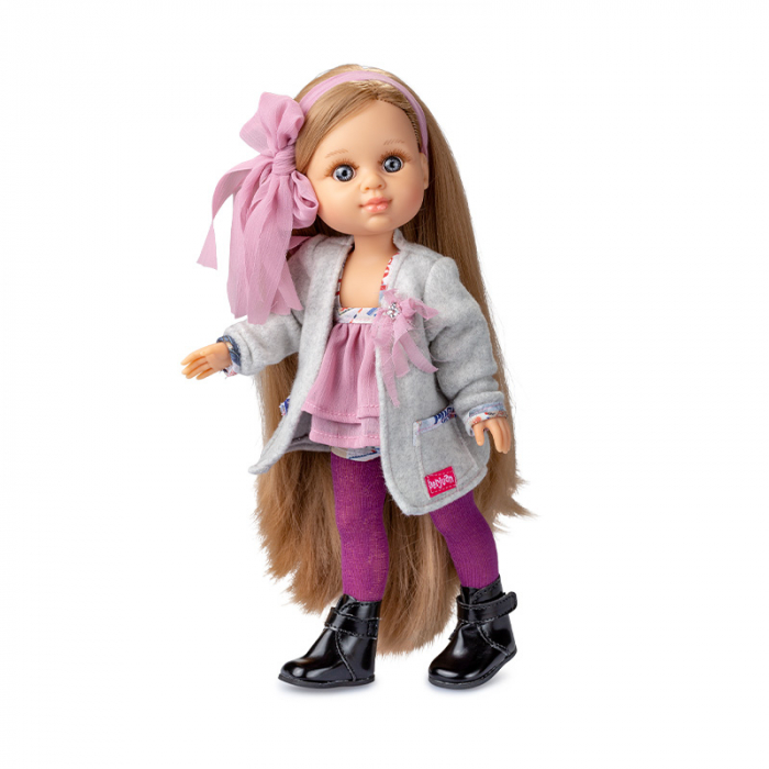 PapusaMorena Lucia, colectia Boutique, Berjuan handmade luxury dolls 0