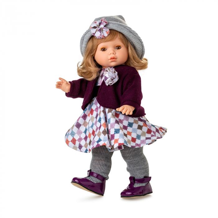 Papusa Diana, colectia Trousseau Collete, Berjuan handmade luxury dolls 3