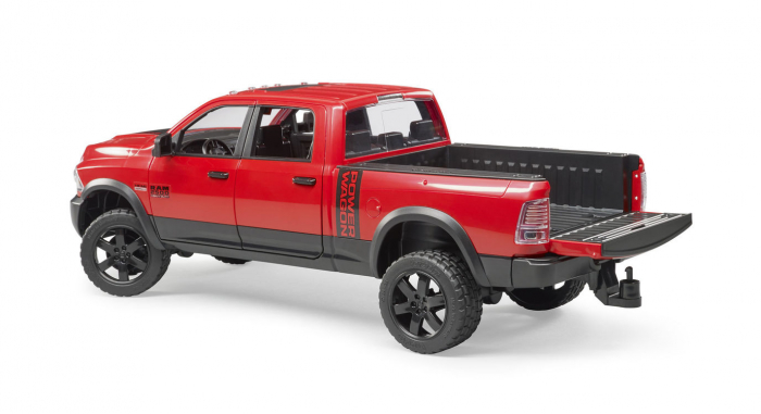 Jucarie camioneta off-road RAM Power Wagon, Bruder 2