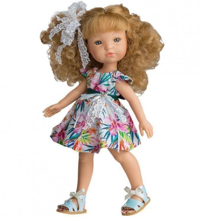 Papusa Ruby, colectia MyGirl, Berjuan handmade luxury dolls 0