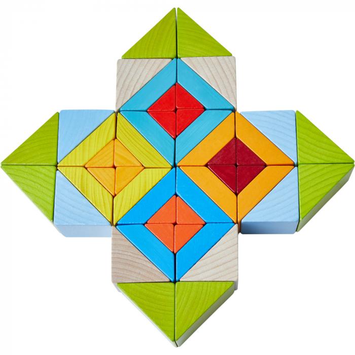 Joc 3D creativitate mozaic, Haba 7
