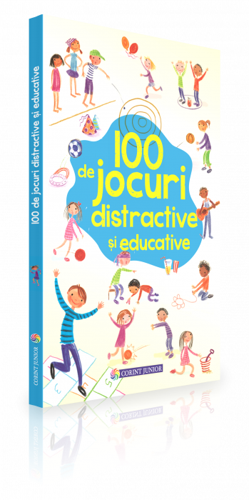 100 DE JOCURI DISTRACTIVE SI EDUCATIVE 0