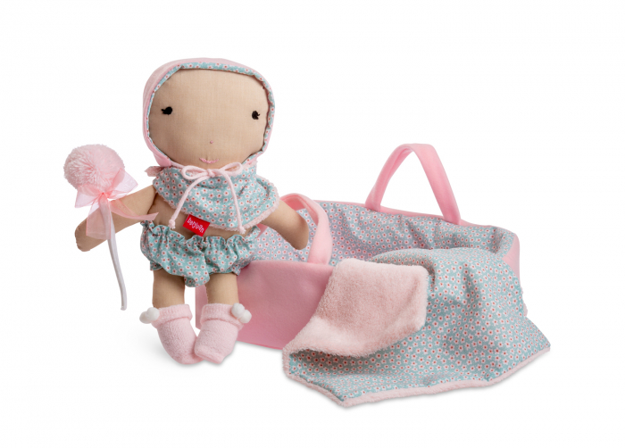 Papusa Dolly, colectia Primera Infancia, Berjuan luxury dolls 0