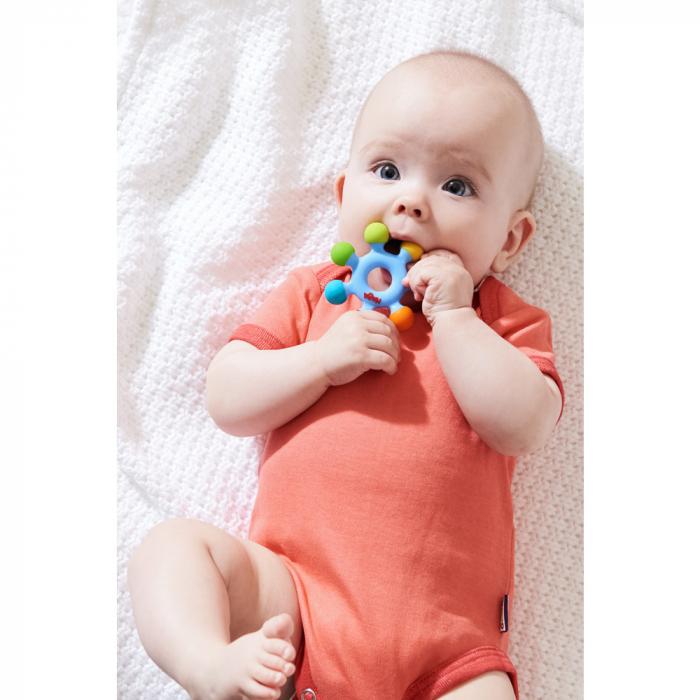 Jucarie bebe dentitie Happy, Haba [2]