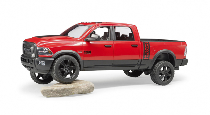 Jucarie camioneta off-road RAM Power Wagon, Bruder 1