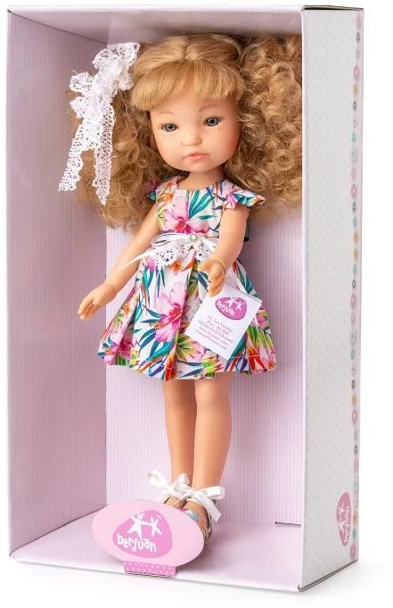 Papusa Ruby, colectia MyGirl, Berjuan handmade luxury dolls 1