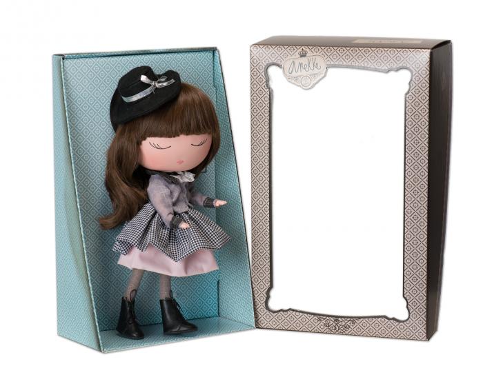 Papusa Anekke, colectia Story, Berjuan handmade luxury dolls 1