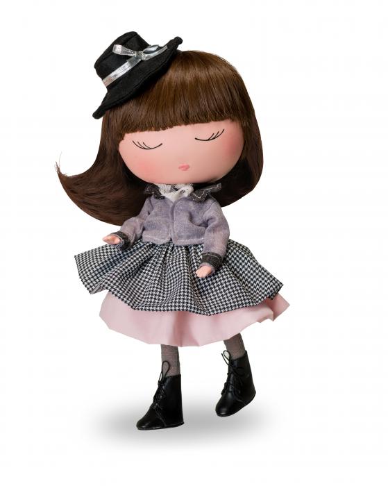 Papusa Anekke, colectia Story, Berjuan handmade luxury dolls 0