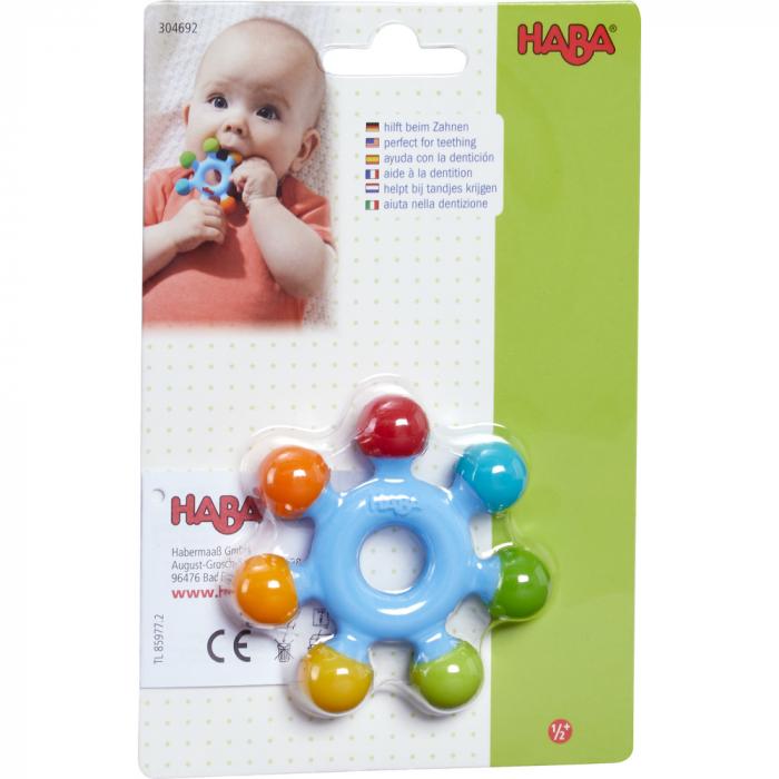 Jucarie bebe dentitie Happy, Haba [1]